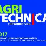 Bellota будет представлять на выставке Agritechnica 2017